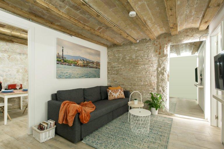 Appartement entier 1 chambre à Barcelone