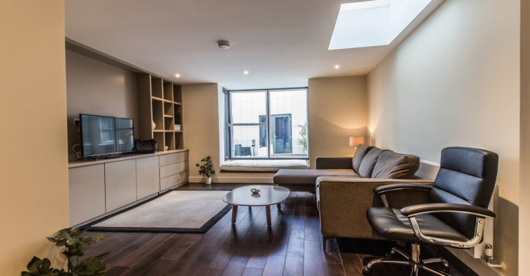 Apartamento de 2 quartos Dapper para alugar em Spitalfields, Londres