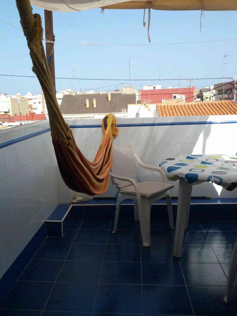 2-appartamento in affitto a Poblats Marítims, Valencia