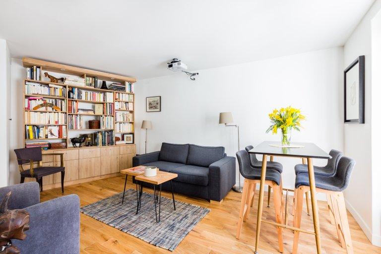 Appartement moderne 1 chambre à louer à Odéon, Paris