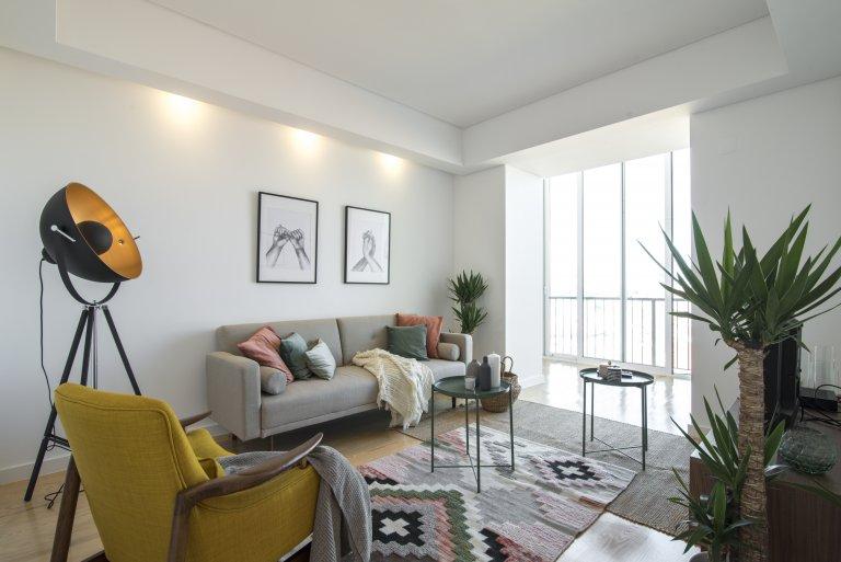 Appartement de 3 chambres à louer à Penha de França, Lisbonne