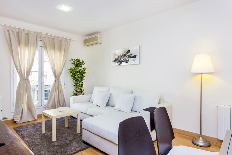 3-bedroom apartment for rent in Les Corts, Barcelona