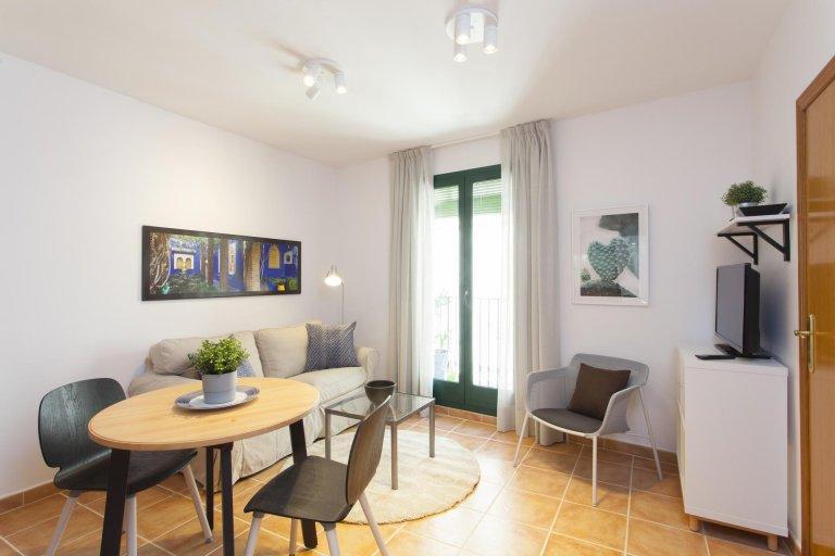 Apartment mit 2 Schlafzimmern in Barcelona