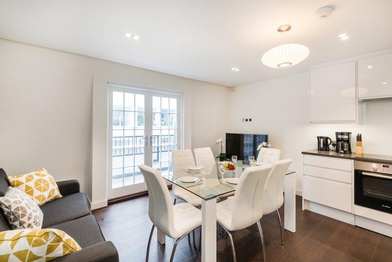 Appartement de 3 chambres à louer à Chelsea, Londres
