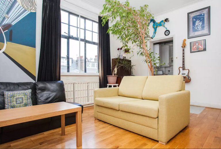 1-bedroom flat to rent, Camden, London