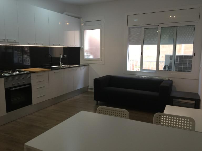 2-pokojowe mieszkanie do wynajęcia w Gràcia, Barcelona