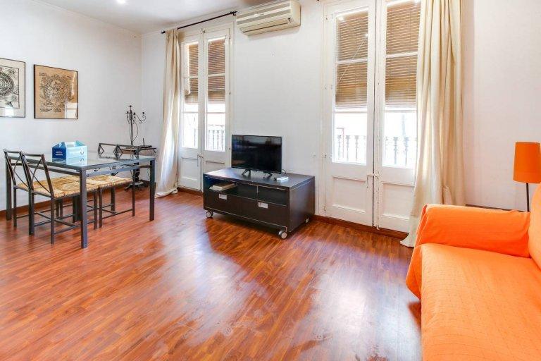 1-Zimmer-Wohnung zur Miete in Sarrià-Sant Gervasi