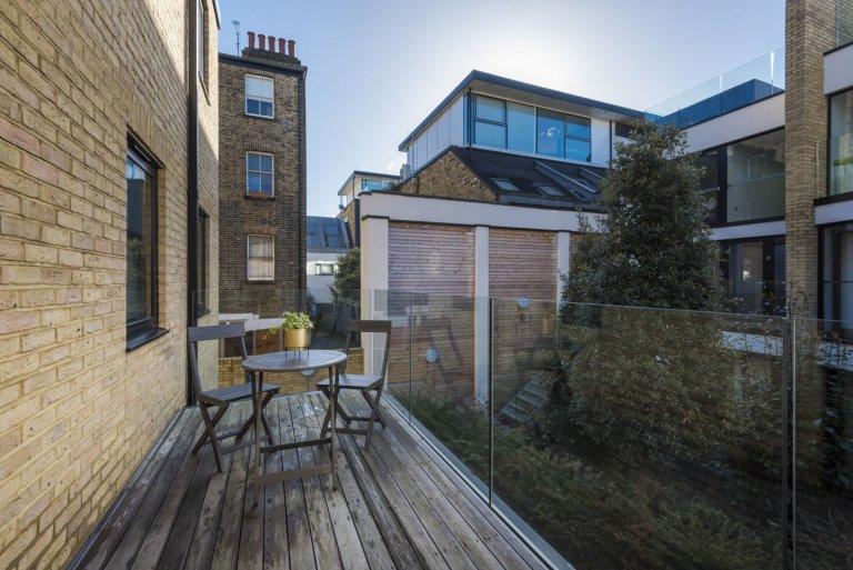 Apartamento de 2 quartos para alugar em Barnsbury, Londres
