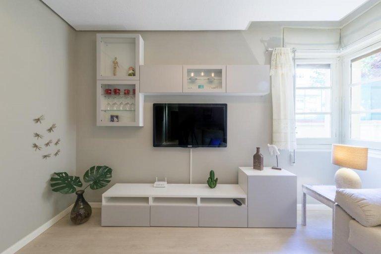 Apartamento de 4 quartos para alugar em Retiro em Madrid