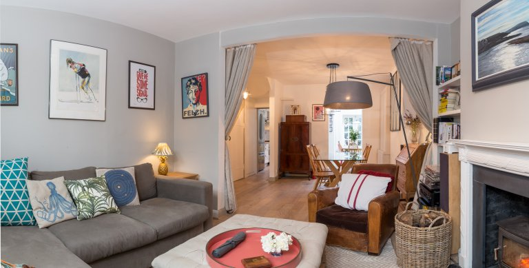 Apartamento de 3 quartos elegante para alugar em City of Westminster, Londres