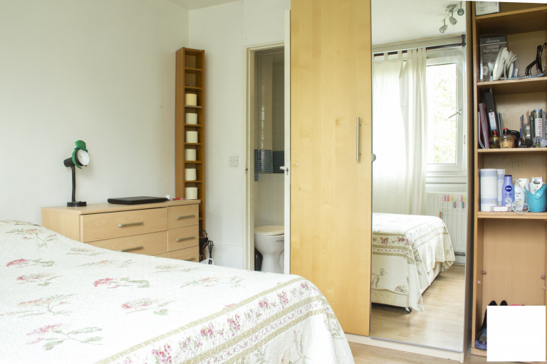 Bedroom 1A - Double bed