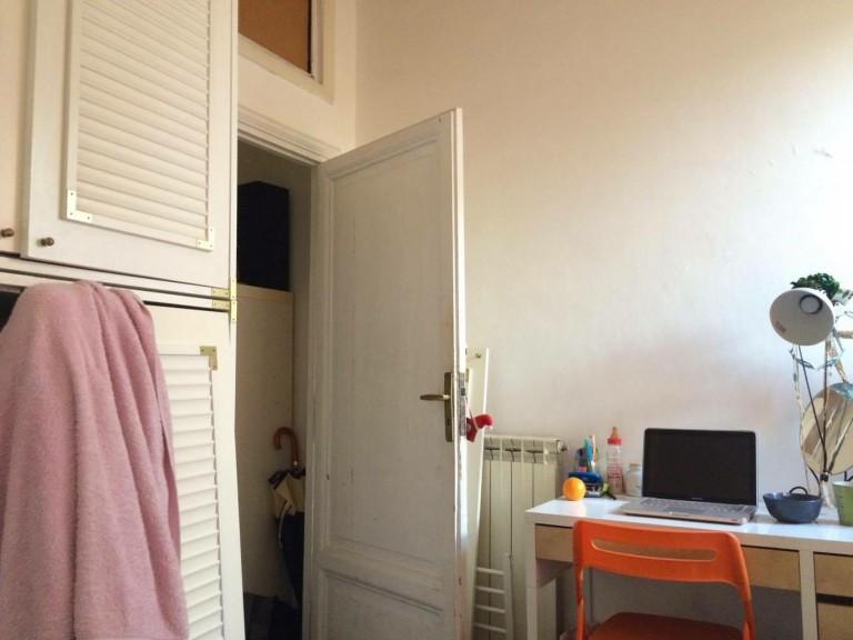 Stanza singola in appartamento al centro di Roma
