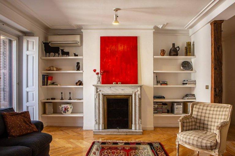 3-pokojowe mieszkanie do wynajęcia w Salamance w Madrycie