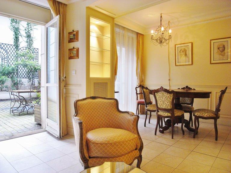 Appartement de 2 chambres à louer à Paris 2