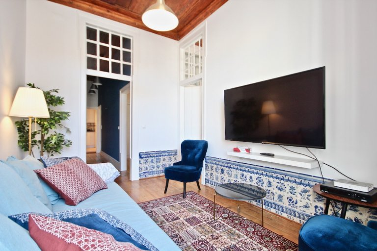 2-bedroom apartment for rent in  Santa Maria Maior, Lisbon