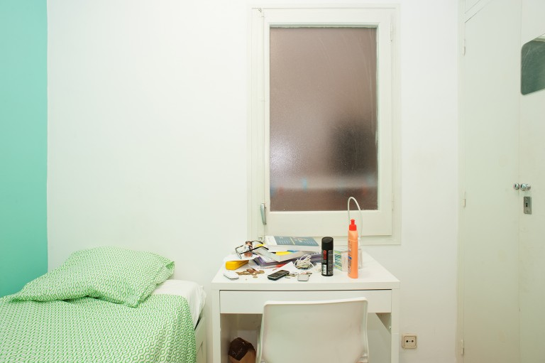 Single Bed in 7 rooms for rent - Eixample Esquerra, Barcelona