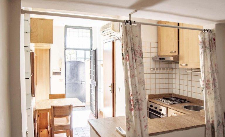 Apartamento luminoso en alquiler en San Lorenzo, Roma
