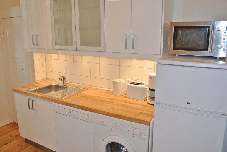 Acogedor apartamento de 2 dormitorios en alquiler en Wedding, Berlín