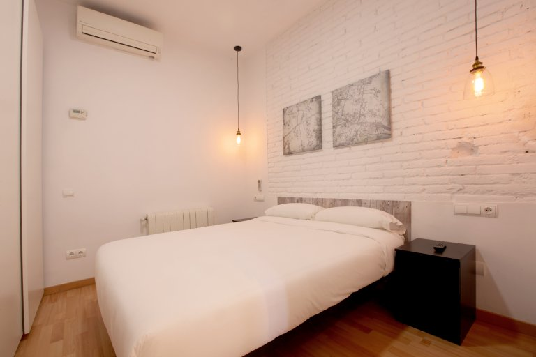 Cosy studio apartment for rent in L'Hospitalet, Barcelona