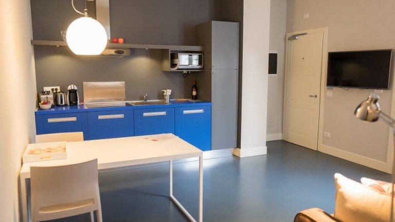 Ruhige 1-Zimmer-Wohnung zur Miete in Irnerio, Bologna