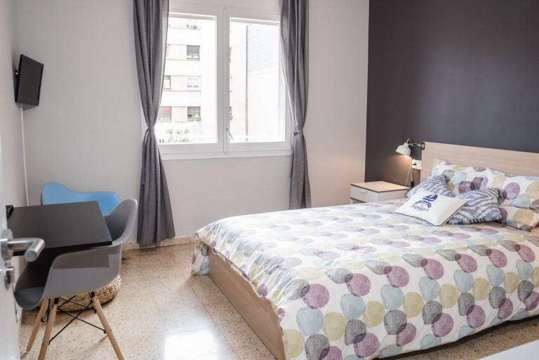 Pokój we wspólnym mieszkaniu w pobliżu Eixample, Barcelona