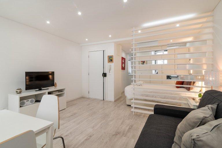 Estudio apartamento en alquiler en Santa Maria Maior, Lisboa