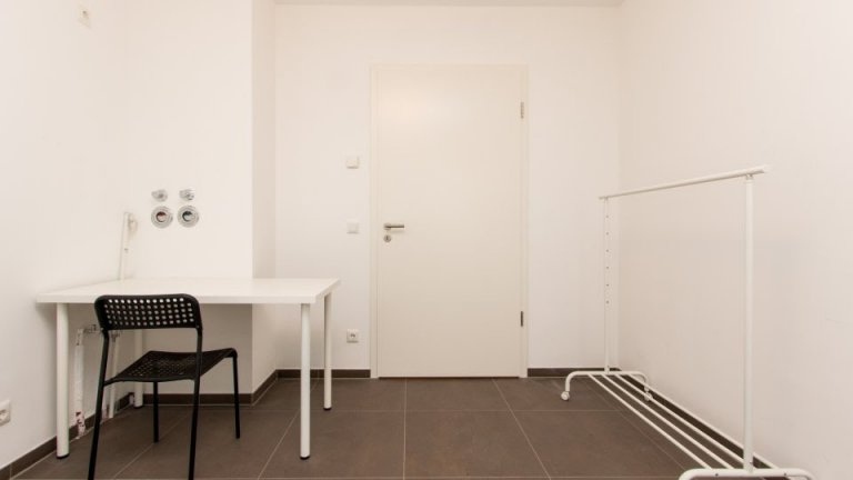 Pokój do wynajęcia w 4-pokojowym mieszkaniu w Treptow-Köpenick