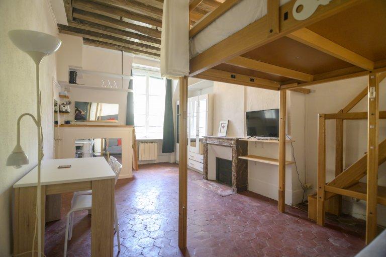 Studio apartment for rent in 6th arrondissement, Paris