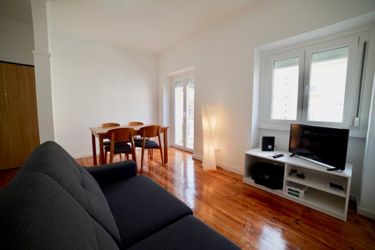 Nice 3-bedroom apartment for rent in Alvalade, Lisbon