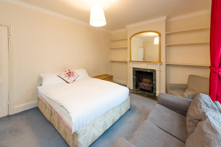 Quarto ideal em apartamento compartilhado em Pimlico, Londres