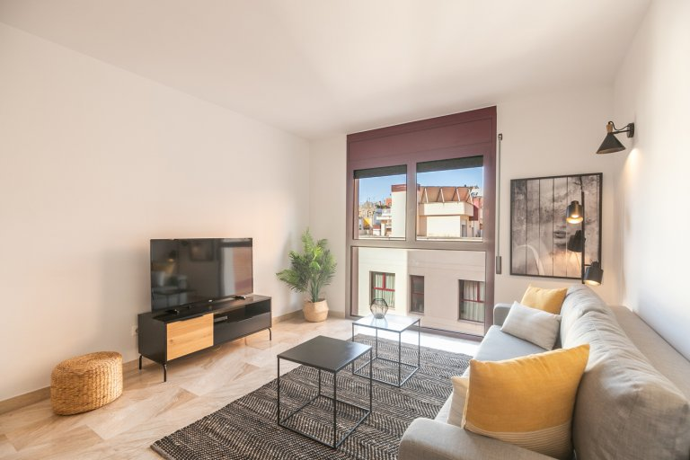 2-bedroom apartment for rent in Gràcia, Barcelona