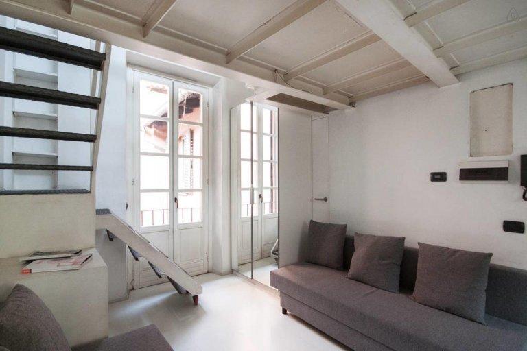 Erstaunliche Studio-Wohnung zur Miete in Centro