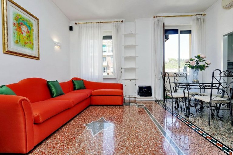 appartement 1 chambre à louer à Prati, Rome