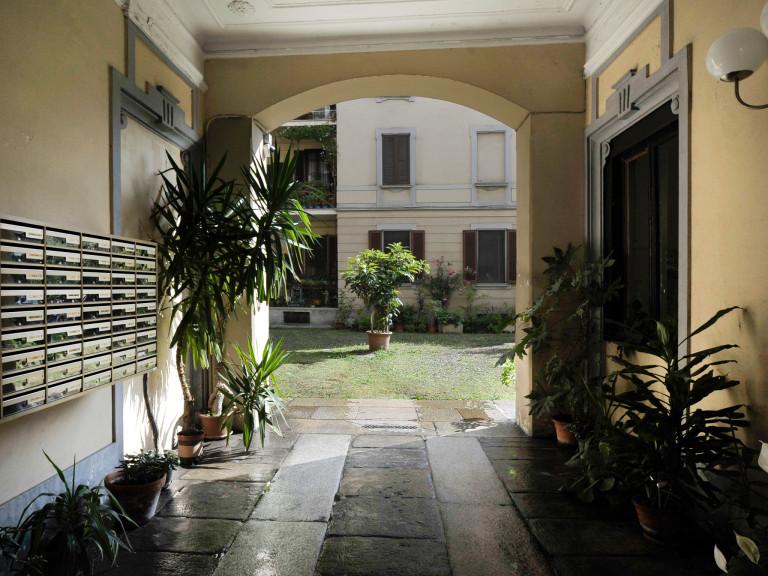 Apartamento de 1 quarto deslumbrante para alugar em Sarpi, Milão
