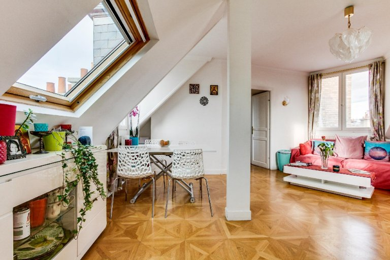 2-bedroom apartment for rent in the 7th arrondissement