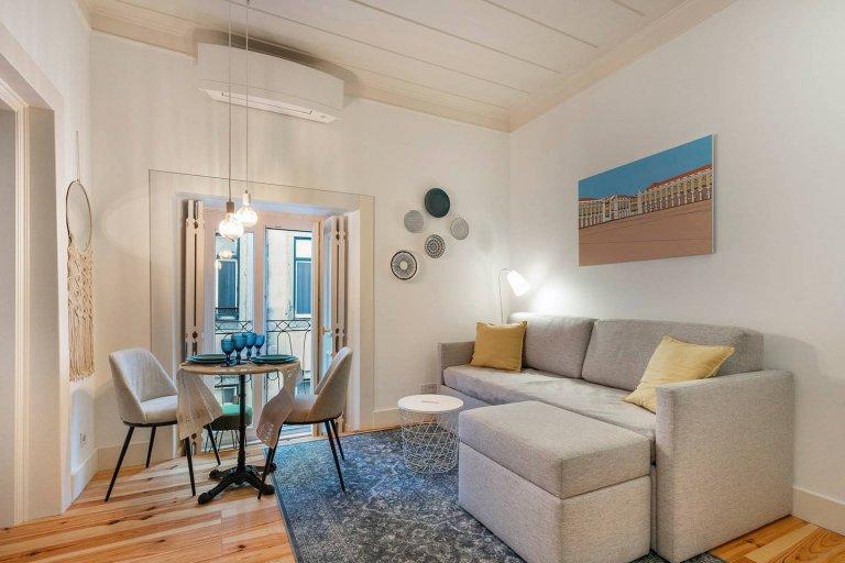 Apartamento de 1 quarto para alugar em Arroios, Lisboa