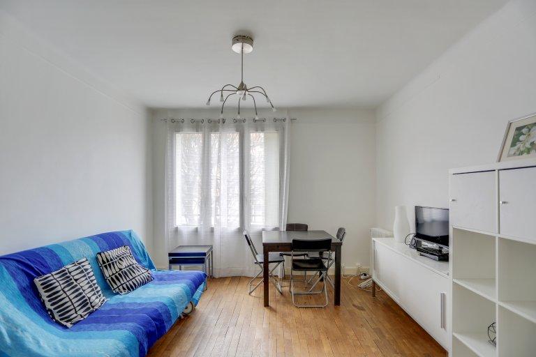 Apartamento de 1 dormitorio en alquiler en Le Kremlin-Bicêtre, París