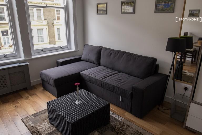 Studio lumineux appartement à louer à Kensington et Chelsea, Londres
