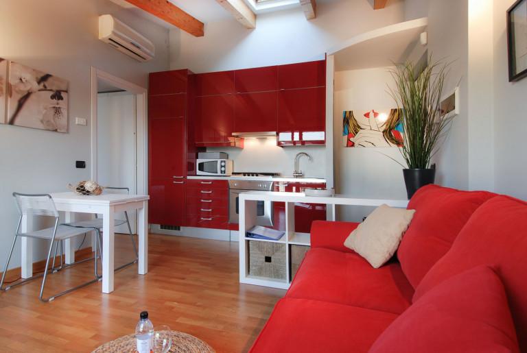1-bedroom apartment for rent in Loreto, Milan
