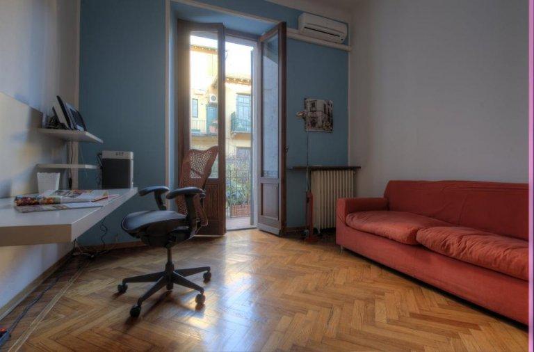 Apartamento de 2 habitaciones en alquiler en Garibaldi, Milán