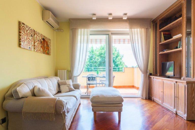 Appartamento idilliaco con 2 letti in affitto a Calvairate, Milano