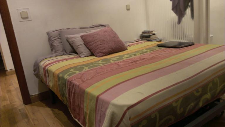 Bedroom 17 - double bed
