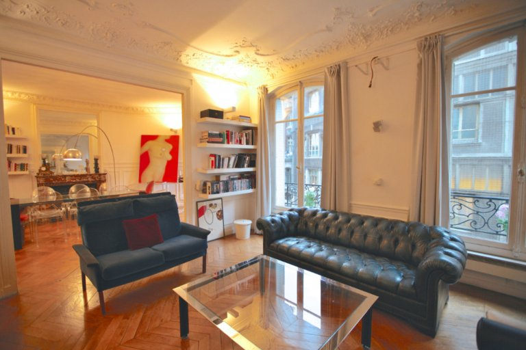 Appartement 2 chambres à louer à Paris 4