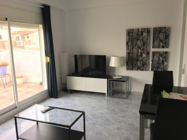 2-bedroom apartment for rent in Eixample, Valencia