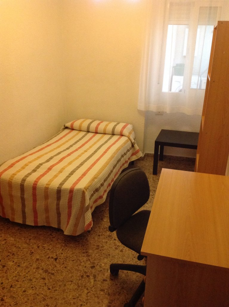 Camins al Grau, Valencia 4 yatak odalı dairede Odalar