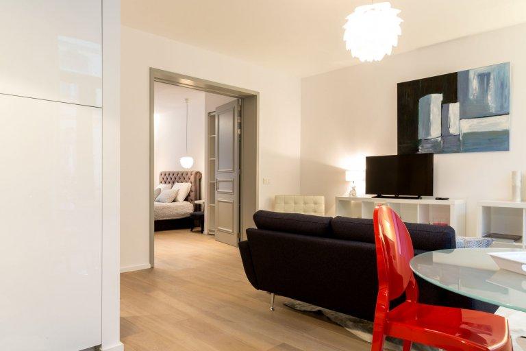 Appartamento con 1 camera da letto in affitto a Centre, Bruxelles