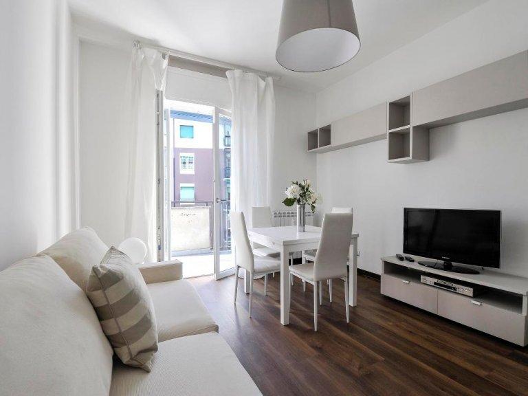 Swish 2-Zimmer-Wohnung zur Miete in Lorenteggio, Mailand