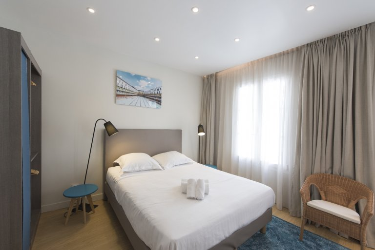 Studio apartment for rent in Paris 6