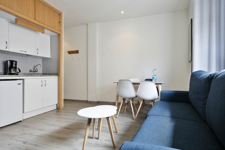 1-pokojowe mieszkanie do wynajęcia Sarrià-Sant Gervasi, Barcelona