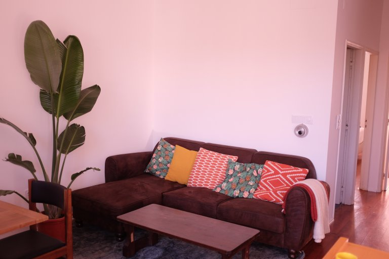 1-bedroom apartment for rent in Santos, Lisbon